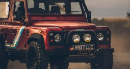 Off-Roader Land Rover Defender 90 TDI