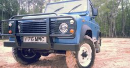 Country Land Rover D90