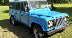 Carolina Land Rover 110 Defender