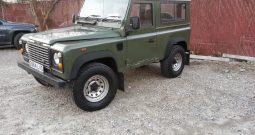 Hulk Land Rover D90