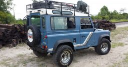 Big Beef Land Rover D90