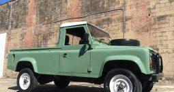 Vintage Land Rover 110