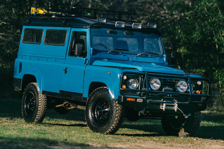 shop truck 110 land rover defender  u2013 relic imports