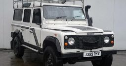 Frost County SW Defender 110 TDI – Arriving Soon