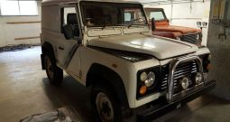 Land Rover D90 Turbo – Arriving Soon