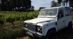 Frenchie D90 LHD  200tdi – Arriving Soon