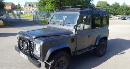 Land Rover D90 Shadow – Arriving Soon