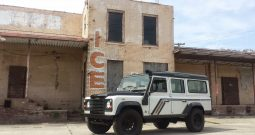 Dakar Land Rover 110 Defender