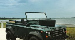 Leftenant Land Rover D90