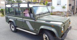 Land Rover 110 TDI Kent