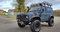 Land Rover Defender D90 TDI Brute II