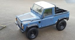 Land Rover Defender D90 TDI Trail Raider