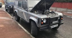 "110 Land Rover Defender ""Ghost"""