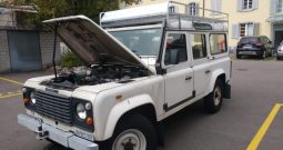 Land Rover Defender 110 V8 LHD