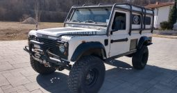 Highly Modified 1992 LHD Defender 110 200tdi