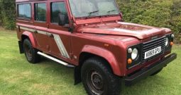 1994 Defender 110 TDI – Arriving Soon