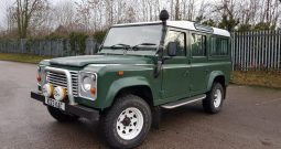 1994 RHD Defender 110 TDI – Arriving Soon