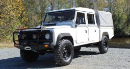 RHD Defender 130 Chevy Ls Swapped