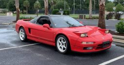 Honda NSX Red 1992