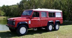 Land Rover Defender 6×6 Call for Pricing